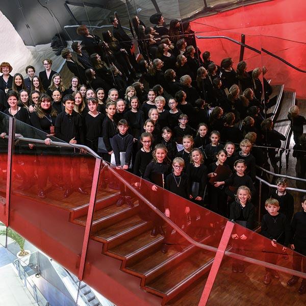 Jeune chœur des Hauts-de-France