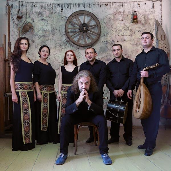 Concert de musique arménienne ce 19 juin 2021
