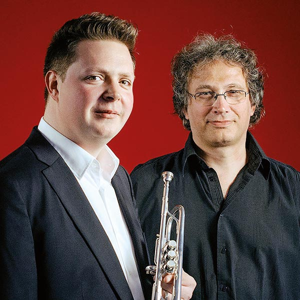 Romain Leleu & Thierry Escaich